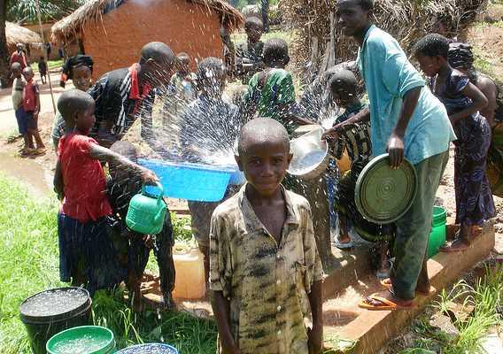Ingeniería Sin Fronteras- acceso agua