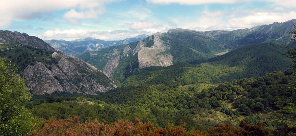 Montes Vecinales en Mano Común en Asturias