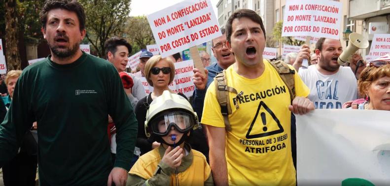 La desafortunada reforma de la legislación gallega para regular la situación de abandono de los montes vecinales en mano común